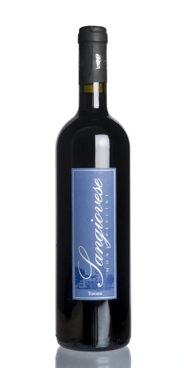 Montepescini Sangiovese Toscana Rosso IGT 2010 F